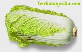 Manfaat Sayur Sawi Putih