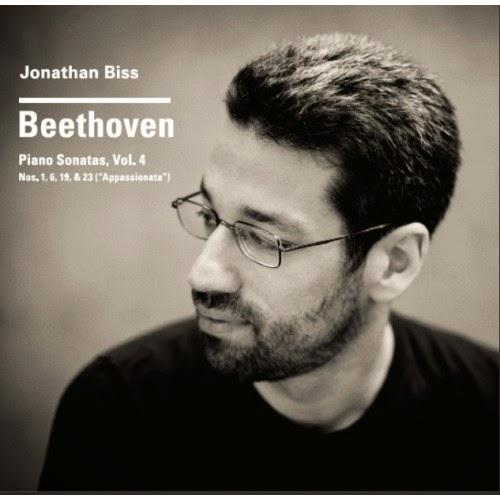 Jonathan Biss - Beethoven piano sonatas Vol 4