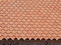 Colocacion de tejas