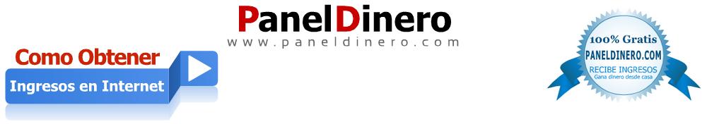PanelDinero.com Listado de encuestas remuneradas y ganar dinero de otras formas, todas gratis
