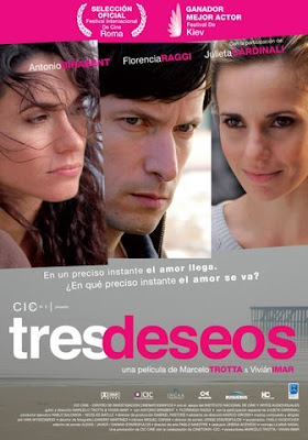 Tres Deseos audio latino