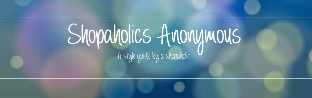 Shopaholics Anonymous SL