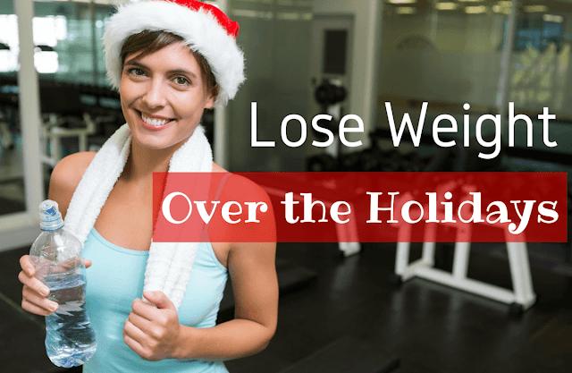 lose weight holidays