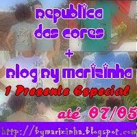 Sorteio #By Marizinha