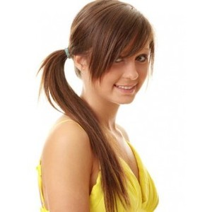 Hairstyles for round face 2013