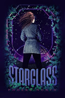 starglass by phoebe north book cover