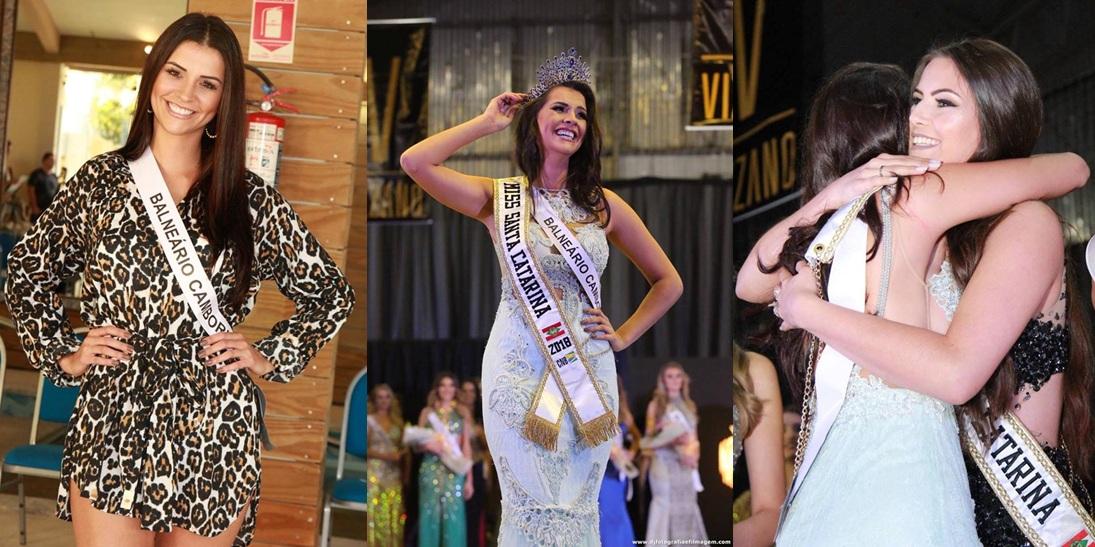 """""""Meus planos agora é o Miss Brasil, Doarei 100% para chegar preparada e com condições de vencer"""". D"""