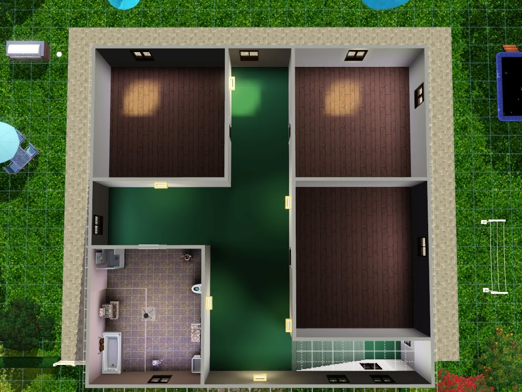 Il laboratorio di kiki koy casa 2 piani 4 camere 2 for Moderni piani di casa eco
