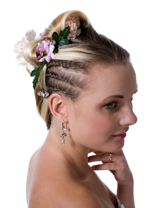 Prom Updos for Short Hair