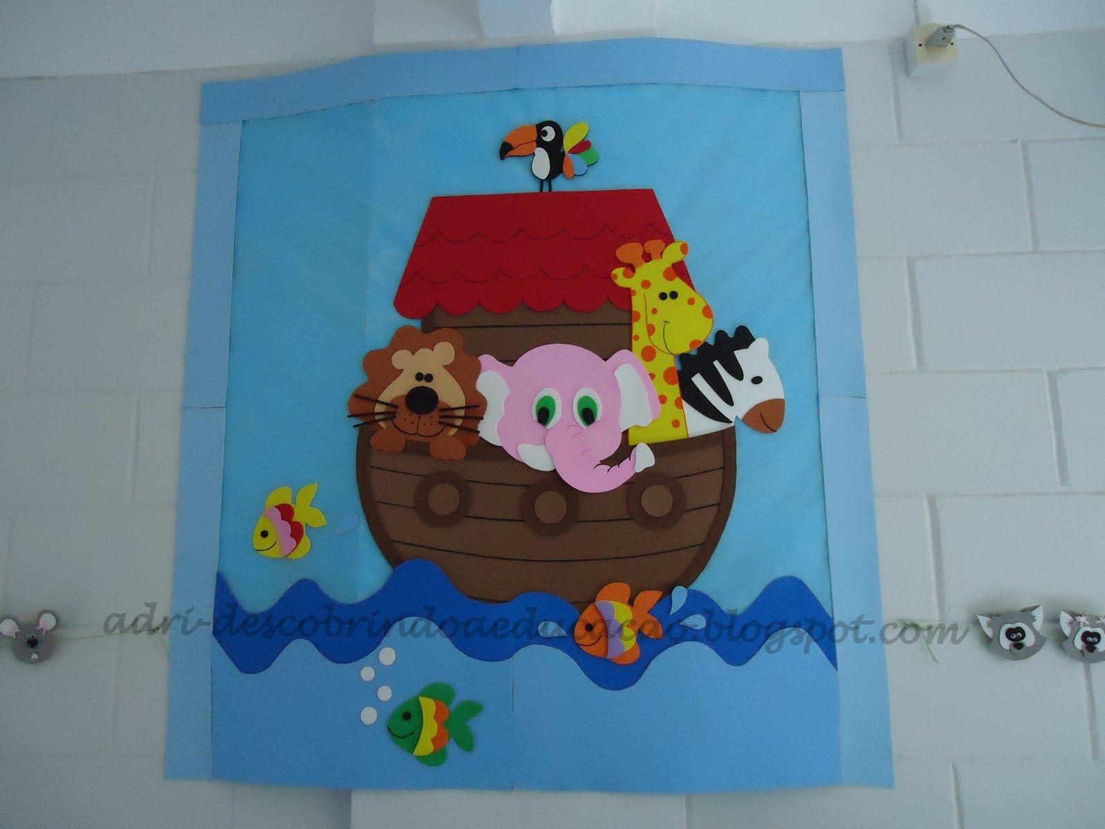 decoracao de sala infantil evangelica – Doitricom -> Decoracao Banheiro Educacao Infantil