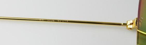 lentes aviator ray ban originales