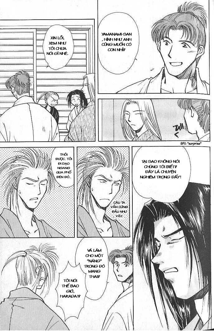 Soshite Haru No Tsuki chap 2 - Trang 12