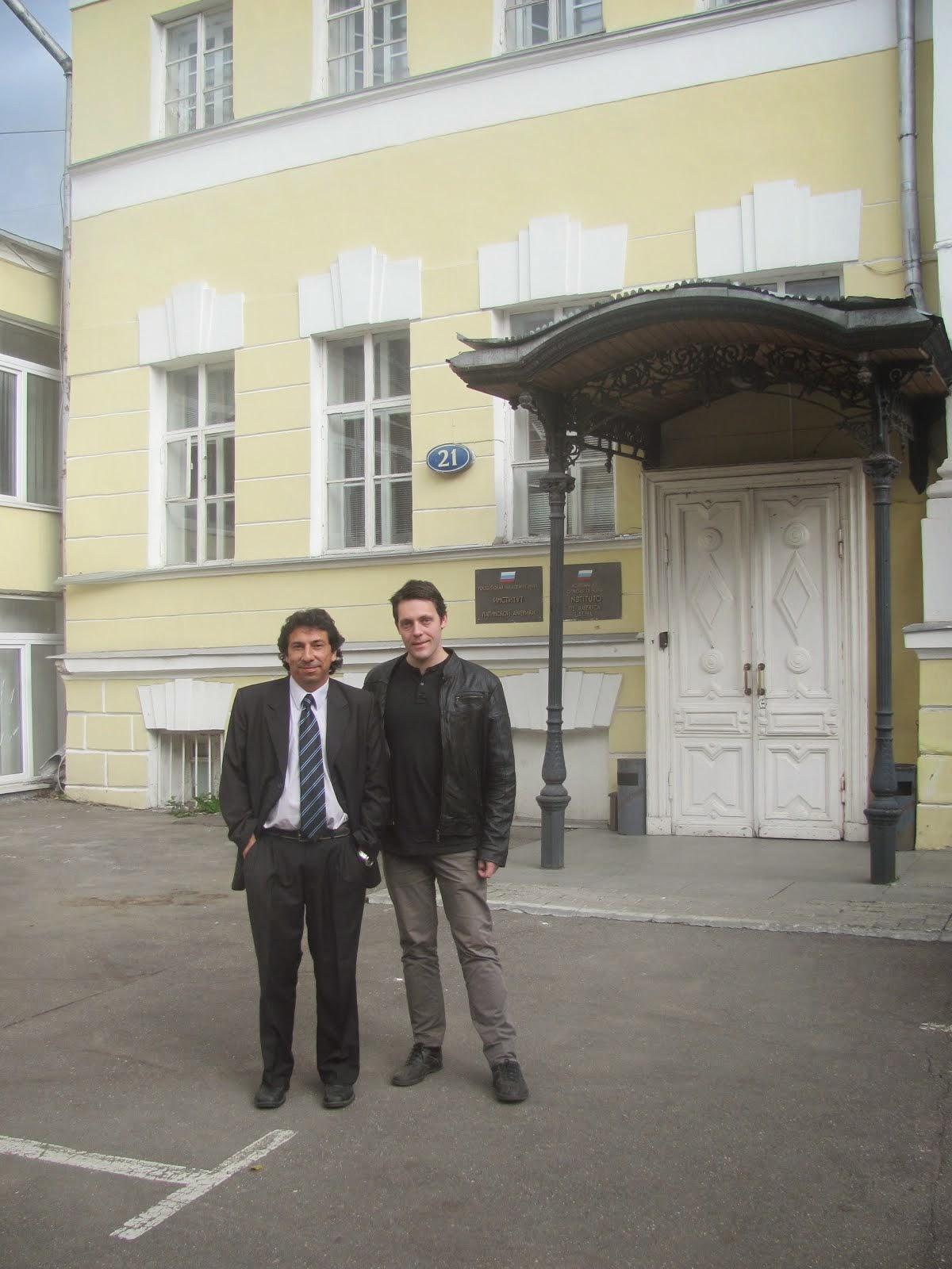 ILA de Moscú 2011