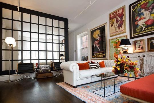 Espejarte ambientacion con espejos ideas for Espejos circulares decorativos