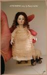 """6""""  doll, sheep pulltoy on Ebay"""