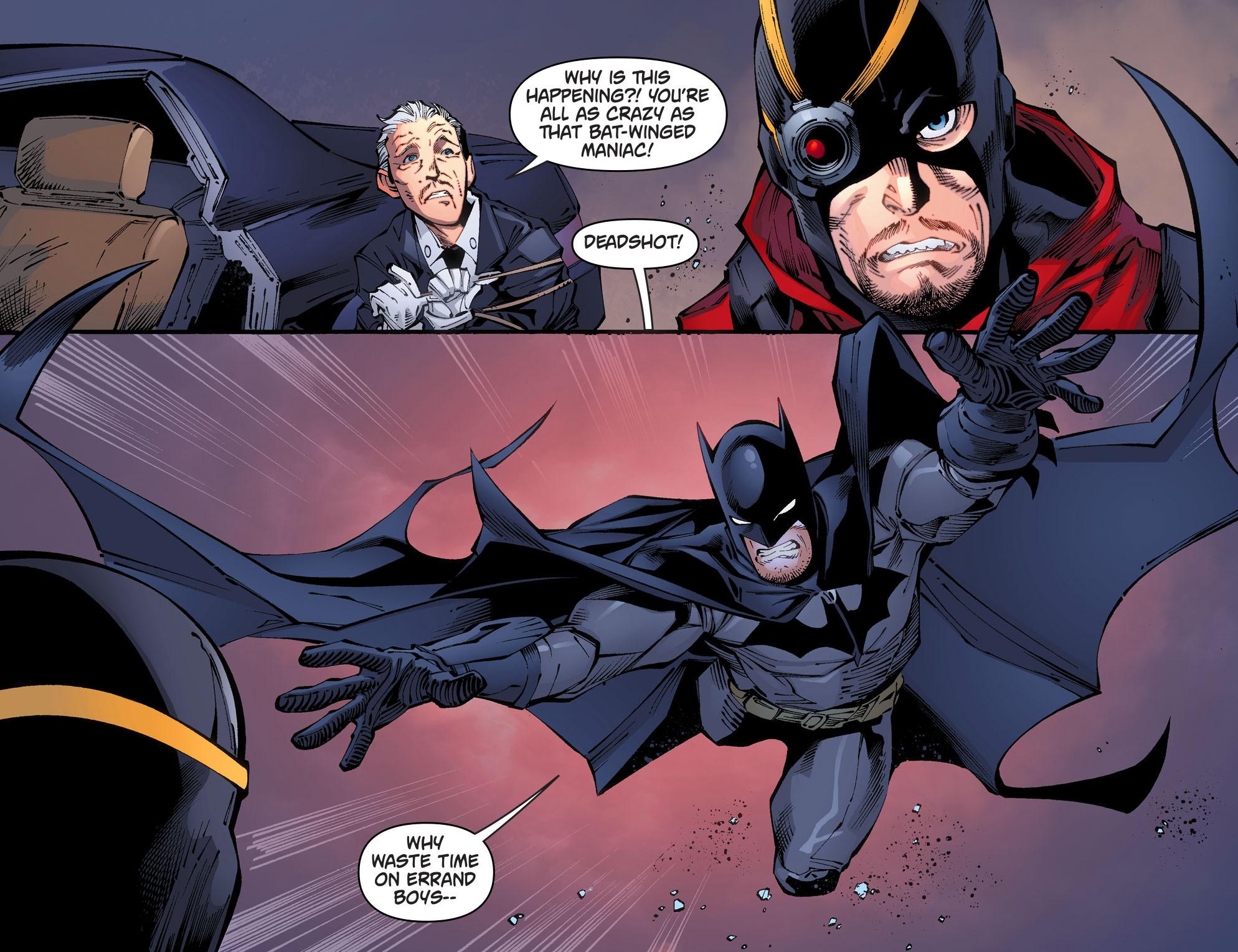 Batman: Arkham Knight [I] Issue #22 #24 - English 5