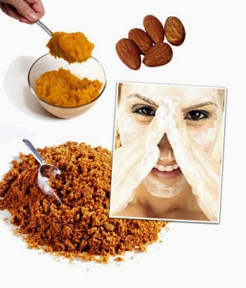 how to make face scrub for oily skin