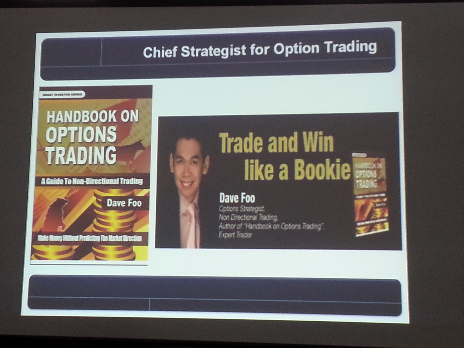 Options trading seminars toronto