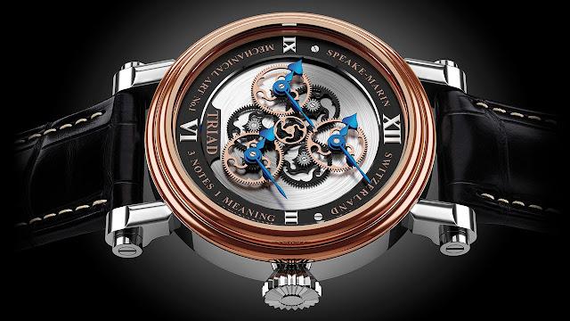 Speake-Marin Triad Watch