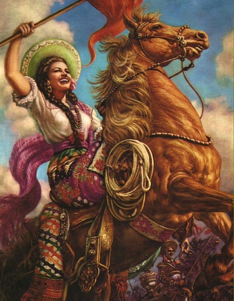 Pinturas cuadros lienzos cuadros mexicanos famosos - Cuadros de pintura ...