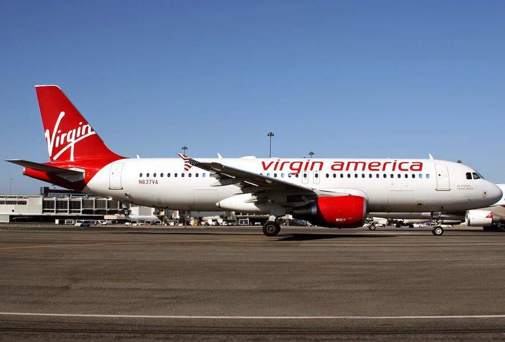 Elevate Virgin America Number 19