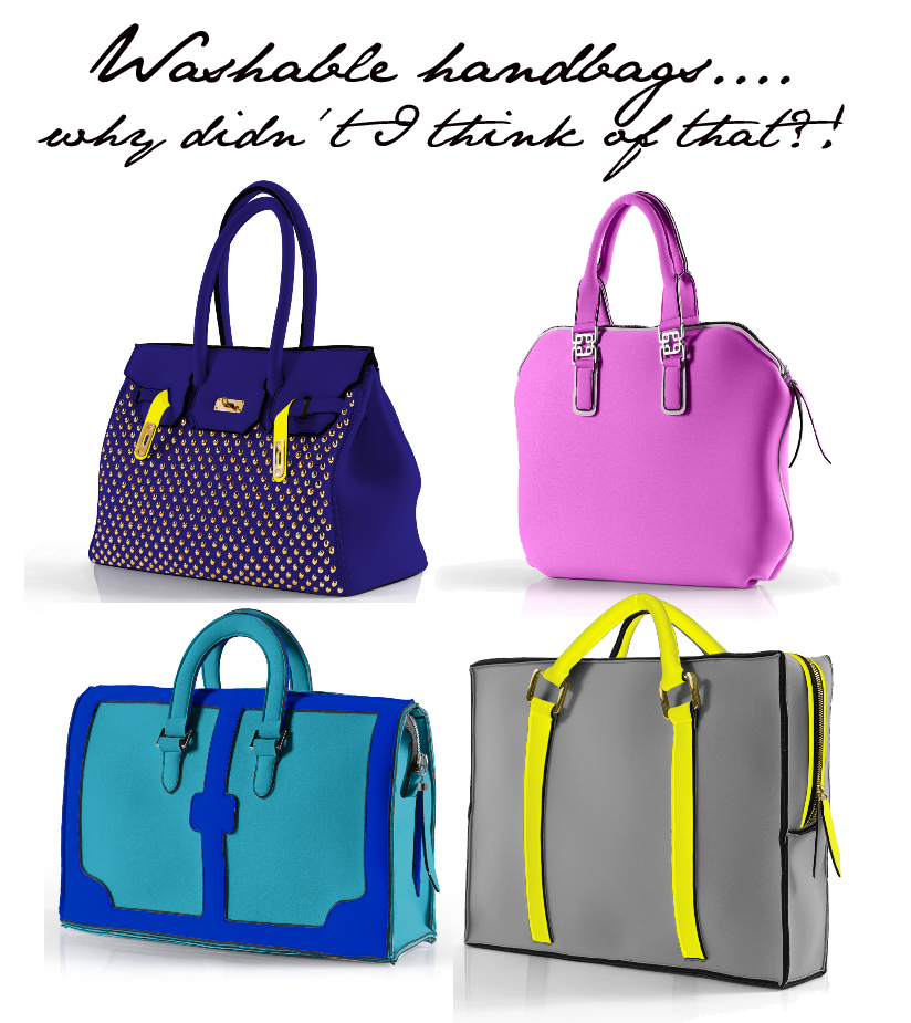 Washable Handbags From Leghil 224 Absolute Brilliance