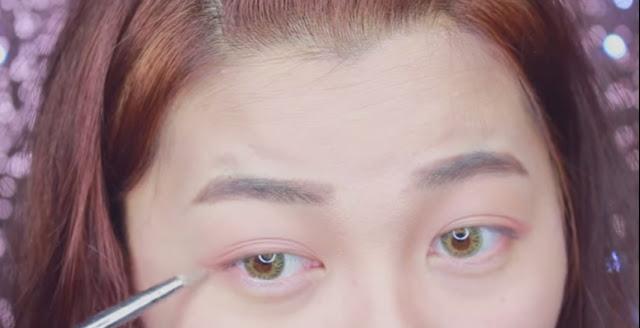 taeyeon I solo debut makeup look