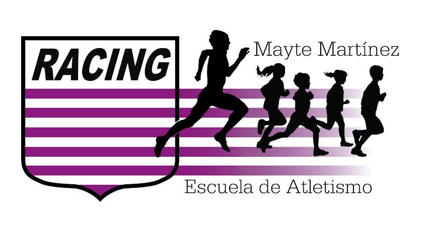ESCUELA ATLETISMO MAYTE MARTINEZ RACING VALLADOLID
