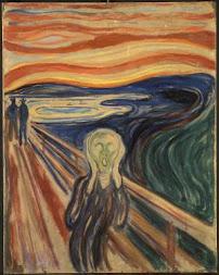Quadro de Munch