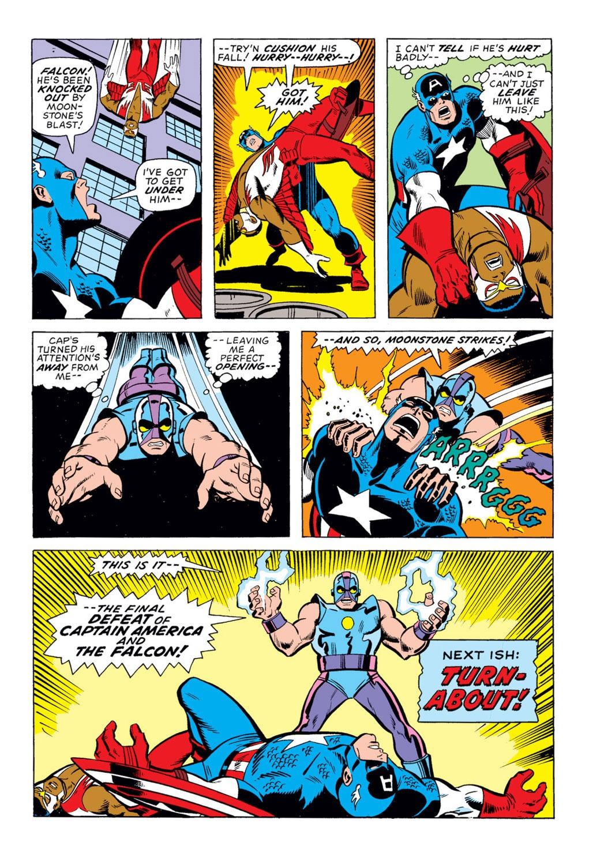 Captain America (1968) Issue #171 #85 - English 20