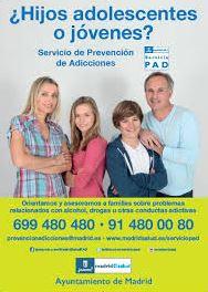 Servicio PAD Madrid Salud