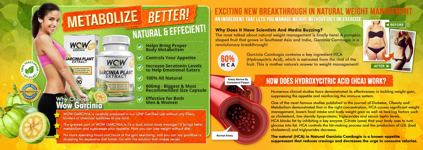 garcinia cambogia and detox plus