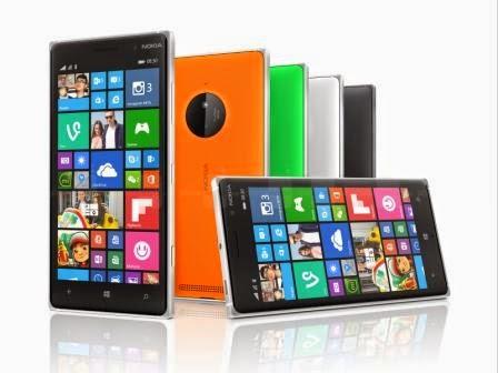 Nokia Lumia 830, Lumia 730 dan Lumia 735 resmi diperkenalkan
