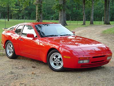 I Know, The Car Doesnu0027t Exactly Scream Masculinity. But Itu0027s The Porsche  944 From Sixteen Candles, An 80u0027s Teen Flick Classic.