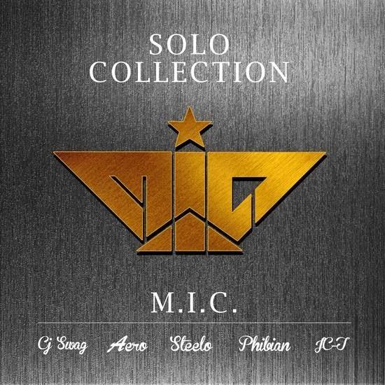 [Album] SOLO - MIC男團