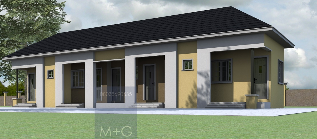 Nigerian boys quaters interior designs joy studio design for Nigerian architectural designs