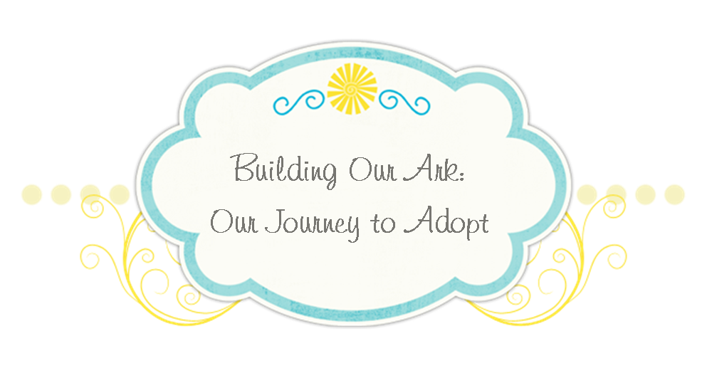 Building Our Ark: Our Journey to Adopt