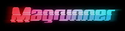 Magrunner Logo - We Know Gamers