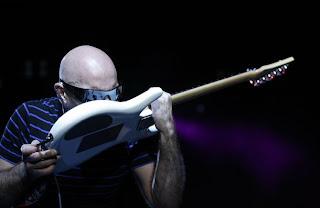 Joe Satriani G3 2012 Rio de Janeiro