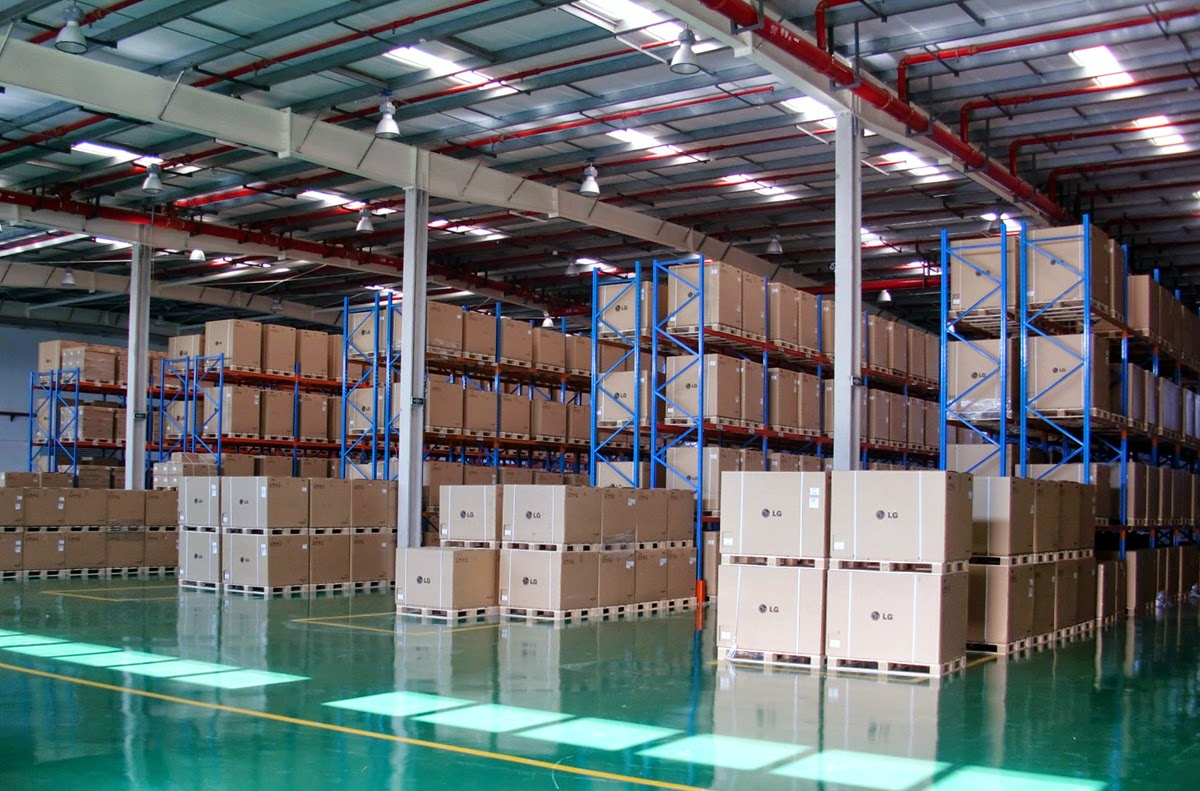 Business warehousing solutions