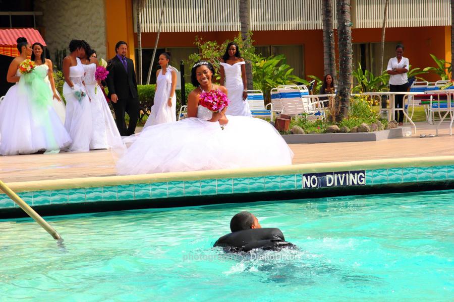 Taylor windham wedding