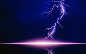 #23 Lightning Wallpaper
