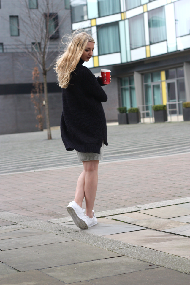 layering knitwear uk fashion blog
