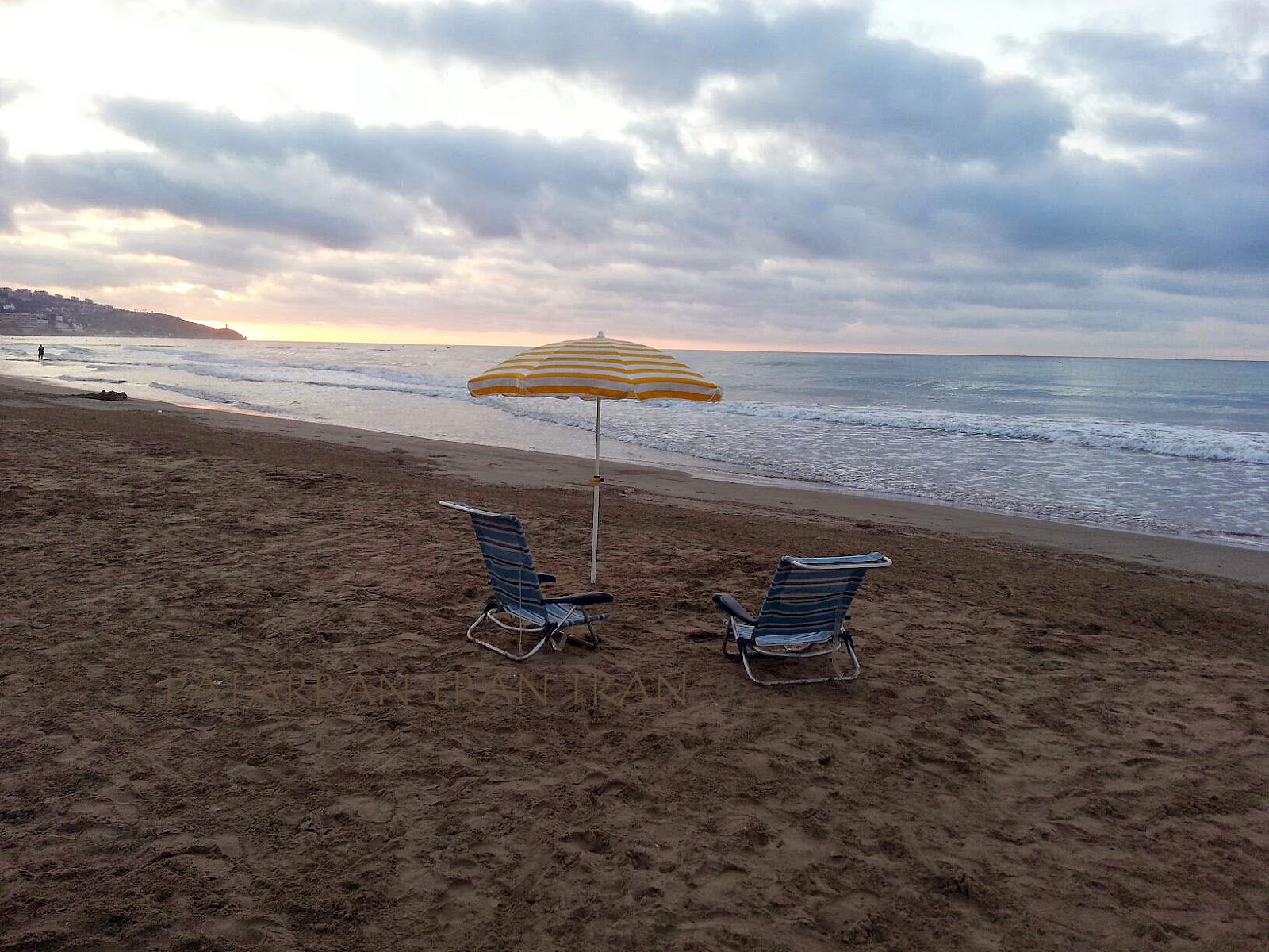 amanecer paseo Bernat Artola. Blessed Summer. Benicassim.