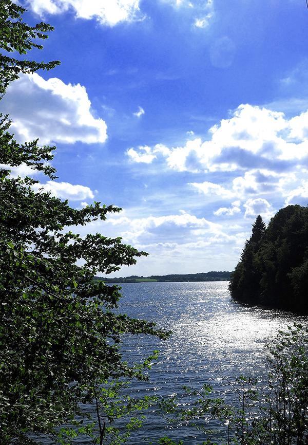 eau d'heure lakes belgium