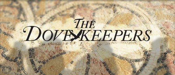 The Dovekeepers - Cast Promotional Photos feat. Cote de Pablo