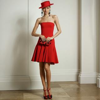 2014 abiye modelleri, kırmızı abiye, abiye elbis