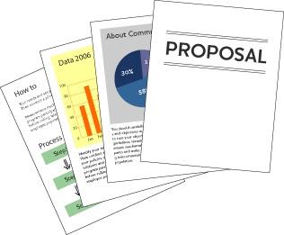Contoh Proposal Kegiatan Terbaru 2011