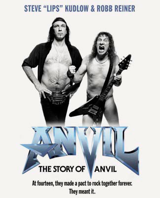 Anvil, the story of Anvil