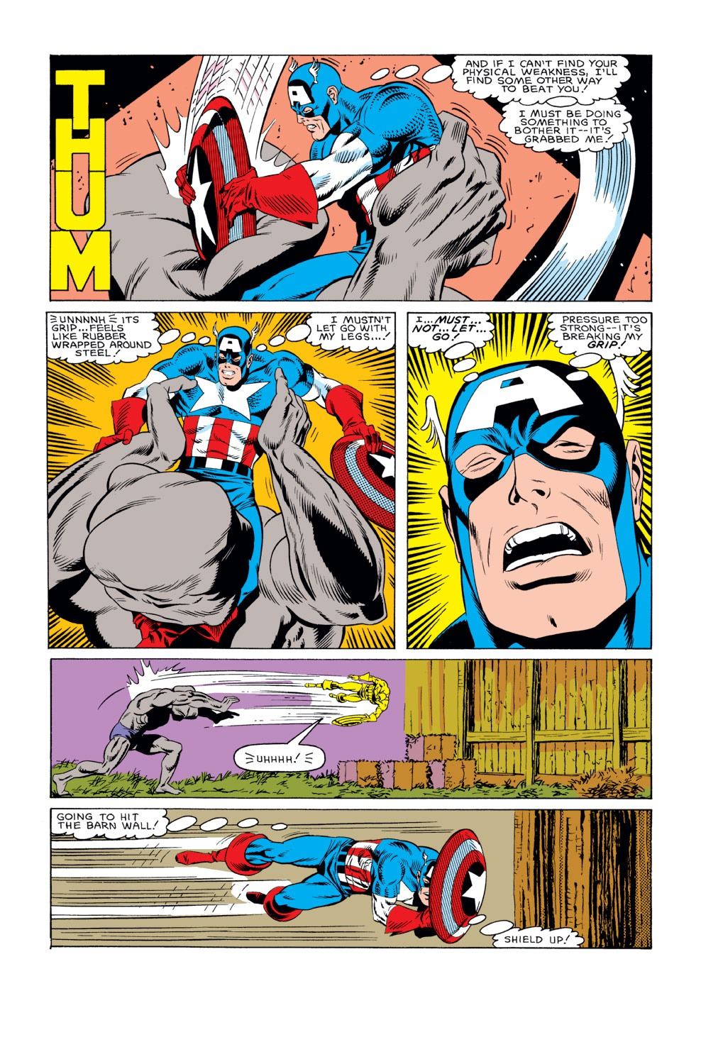 Captain America (1968) Issue #311 #239 - English 19